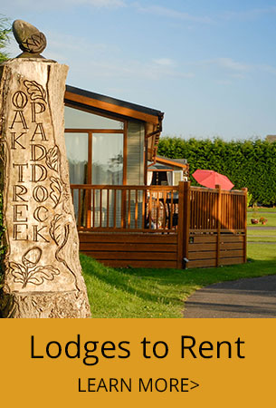 Lodges to rent Somerset